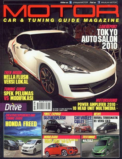 majalah otomotif modifikasi motor jual majalah otomotif motor 12 25 februari 2010 dari