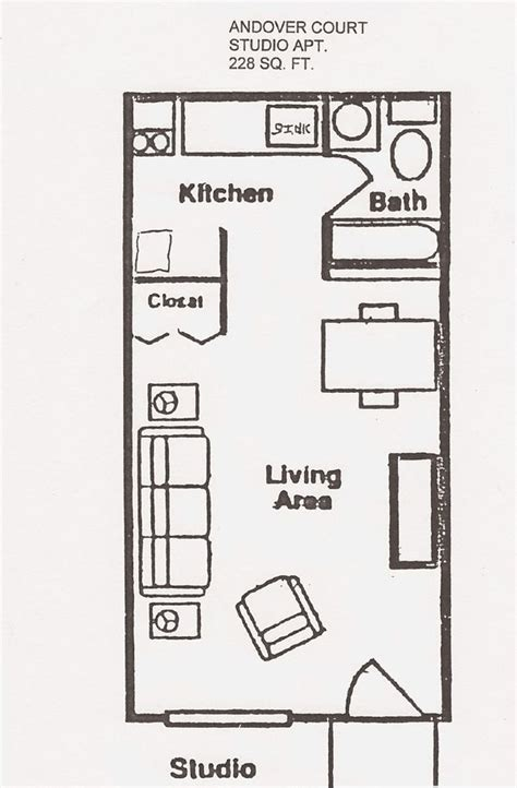 furnished apartment floor plans studio apartment floor 30 best images about studio on pinterest bedroom