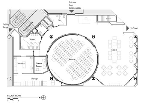 conference floor plan architecture photography bechtel conference center at ppic marcy wong donn logan architects