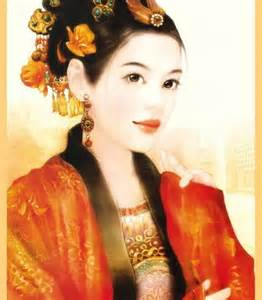 hair styles for oldb with chins chinese hair style through centuries kaleidoscope effect