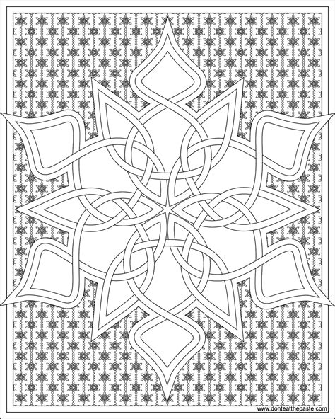 frozen coloring pages snowflakes free frozen snowflake coloring pages