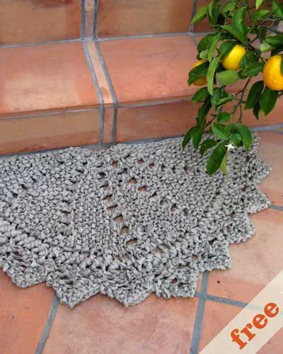 rag rug patterns free doily rug doilies and rugs on
