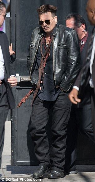 M K Takes Style Cues From Johnny Depp by Heard Files For Divorce From Johnny Depp Three Days