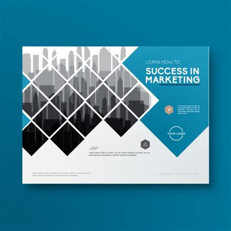 business prospectus template business brochure template vector free