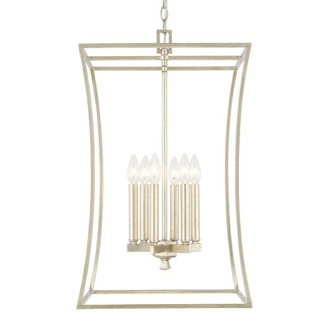 Entry Light Fixtures 6 Light Foyer Capital Lighting Fixture Company