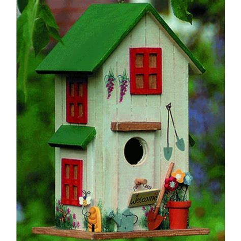 vogelhaus garten 92 best images about painted birdhouse ideas on