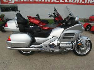 2005 Honda Goldwing 2005 Honda Gl1800 Goldwing Silver 30k For Sale On