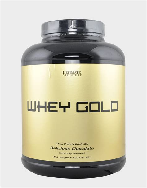 Whey Gold Whey Gold By Ultimate Nutrition 2270 Grams