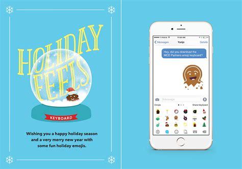 agency holiday cards      years  seasons   adweek