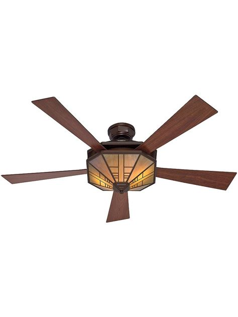 ceiling fans black friday 54 quot mission style ceiling fan in bronze patina with cherry