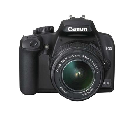 Kamera Canon 1000d Dslr canon s eos 1000d is one of the best value dslrs 780 pc tech authority