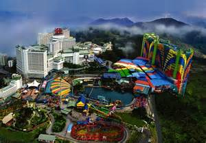 World Amusement Park Genting Highlands Malaysia