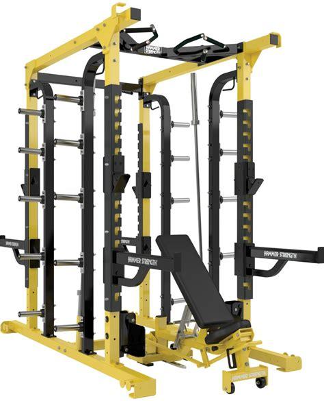 Hammer Strength Power Racks by Hammer Strength Crypted Molesting Chambers