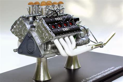 3 Litre V8 by 1967 Ford 3 Litre V8 Dfv 1 12
