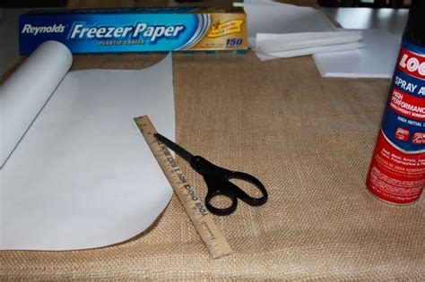wax paper transfer tutorial from gardners 2 bergers freezer paper transfer tutorial