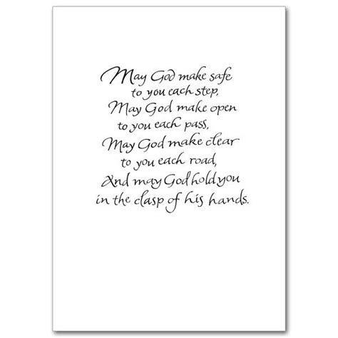 house of cards text tone a celtic birthday blessing birthday card