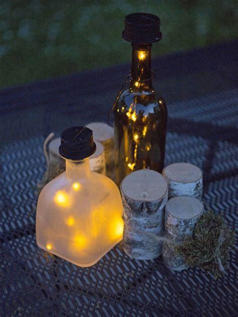 Solar Lantern Solar Bottle Lantern Kit Wine Bottle Solar Powered Bottle Lights