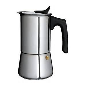 Easy Clean Gas Cooktop Stovetop Stove Top Stainless Steel Espresso Coffee Maker 6