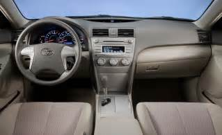 2010 Toyota Camry Interior Car And Driver