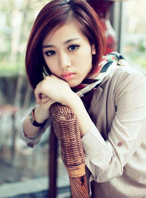 good asian short haircuts short hairstyles 2014 most popular most popular asian short haircut for women 2014