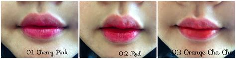 Tony Moly Delight Tint Kemasan Mini Mini Liptint review tonymoly delight tony tint with lip swatches