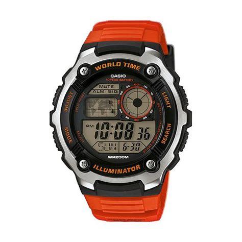 Casio Ae 2100 4av reloj casio ae 2100w 4av