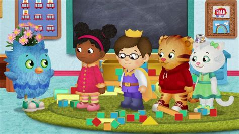 daniel has an allergy daniel tiger s neighborhood books pbs kicks the school year with new episodes of