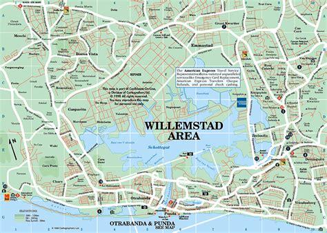 willemstad netherlands antilles map willemstad cura 231 ao