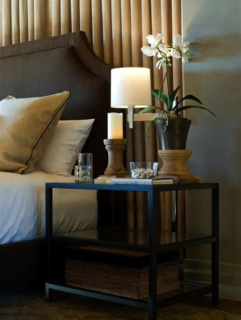 End Tables in the Bedroom   Artisan Crafted Iron Furnishings and Decor Blog
