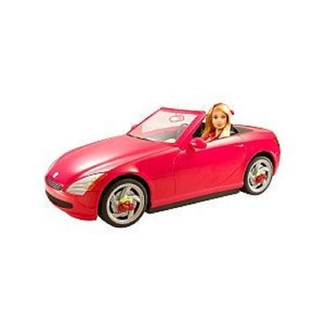 barbie cars from the barbie candy glam red car doll collectable bnib gift