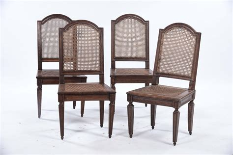 sedie stile luigi xvi quattro sedie in noce in stile luigi xvi arredi e