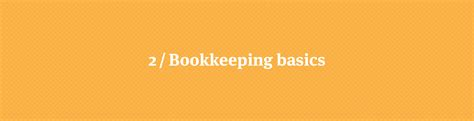 six tips for getting a bookkeeping basics six tips for getting your agency