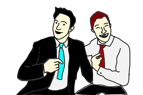 them selves clipart the guys point at themselves
