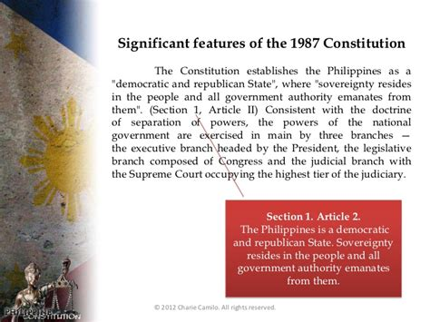 section 13 philippine constitution introduction to philippine constitution 1987