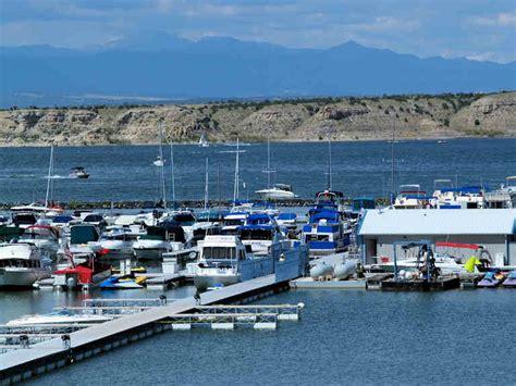 pueblo reservoir boating photos