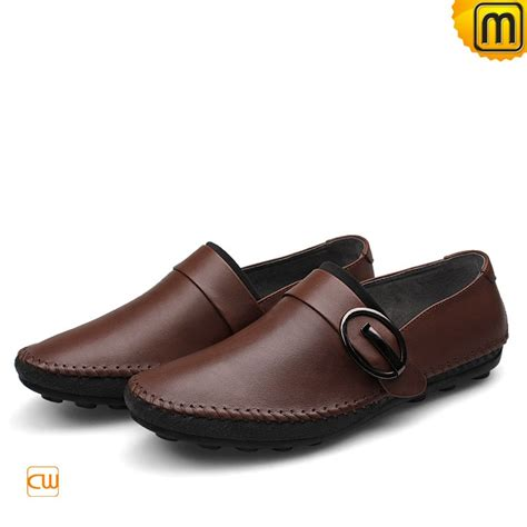 loafer drivers mens designer leather driving loafers cw740379