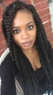 how many packs of hair for box braids 42 best big jumbo braids styles with images beautified