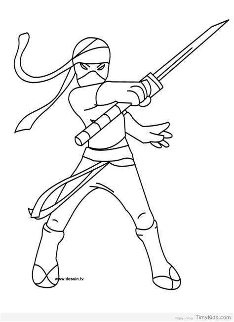 html to printable page ninja coloring pages printable timykids