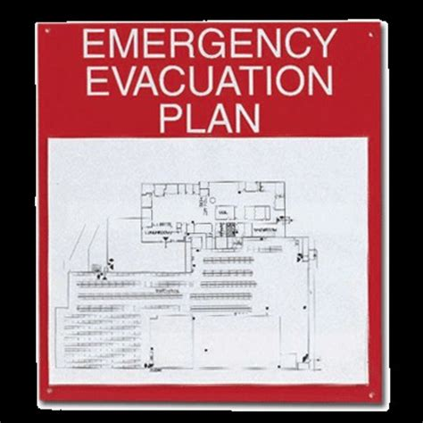 emergency procedures template nz evacuation board emergency osh boards wellington nz