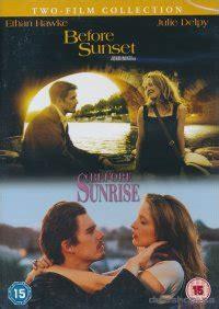se filmer before sunset gratis before sunrise before sunset 2 disc import dvd