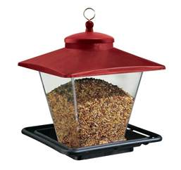 Fancy Bird Feeders Outdoor Garden Decorative Cafi Bird Feeder
