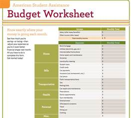 home budget worksheet 9 useful budget worksheets that are 100 free