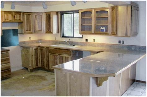 Kitchen Ideas For Galley Kitchens by Eco Friendly Granite Tile Countertops Ecofriend