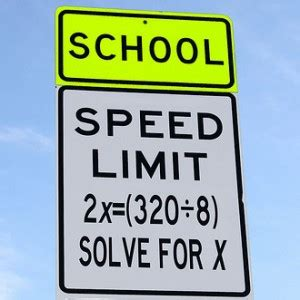 algebra speed limit sign by tokushima13 on deviantart