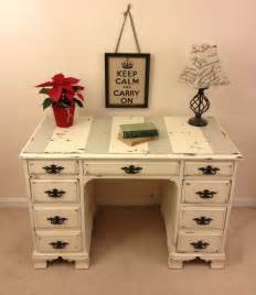 Paint Colors For Girls Bedrooms shabby chic annie sloan chalk paint desk with chippy paint