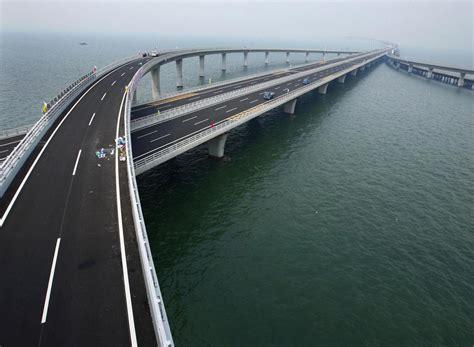 qingdao haiwan bridge qingdao haiwan bridge u with qingdao haiwan bridge qingdao travel guide qingdao travel tips