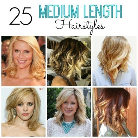 working moms mediun hairstyle 30 of the best medium length hairstyles