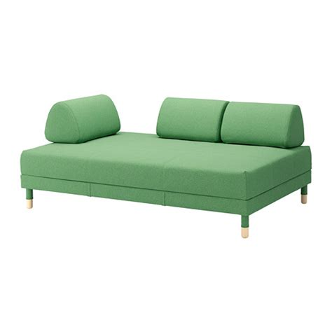 Flottebo Sleeper Sofa Lysed Green Ikea Green Sleeper Sofa