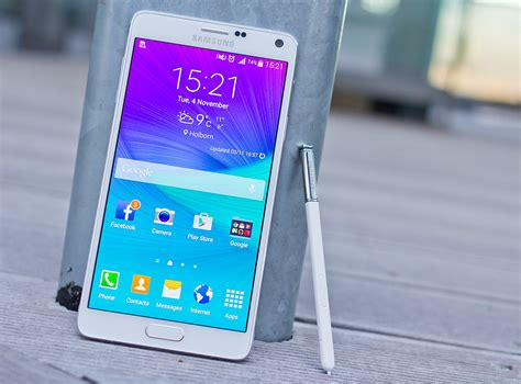 Samsung Note 4 The samsung galaxy note 4 review pc advisor