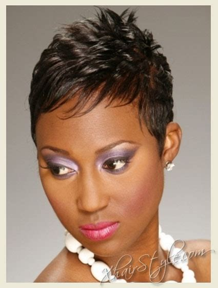 black hair magazine ultra short curly perm short hairstyles for black women